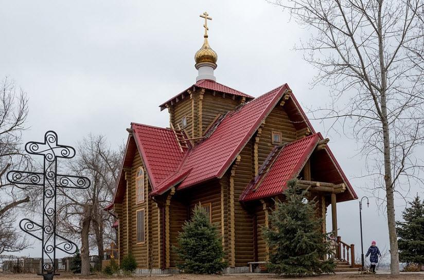 Чуркинский монастырь