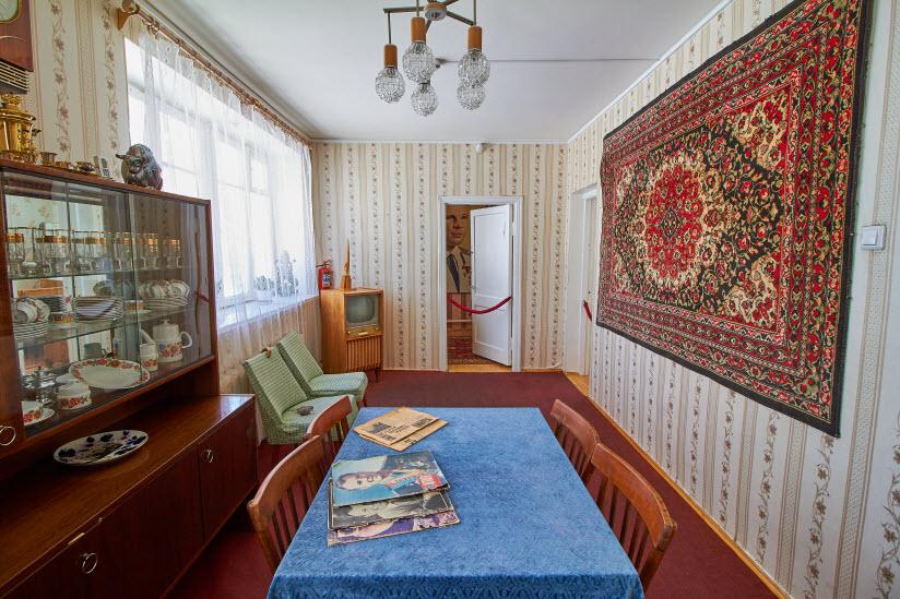 Дом-музей родителей Ю.А. Гагарина
