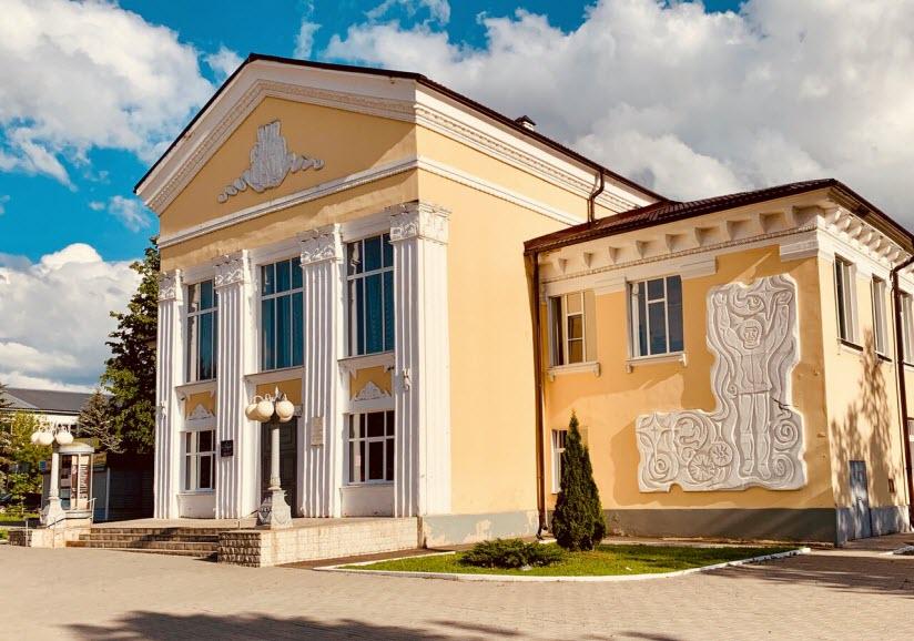 Гагаринский народный драматический театр