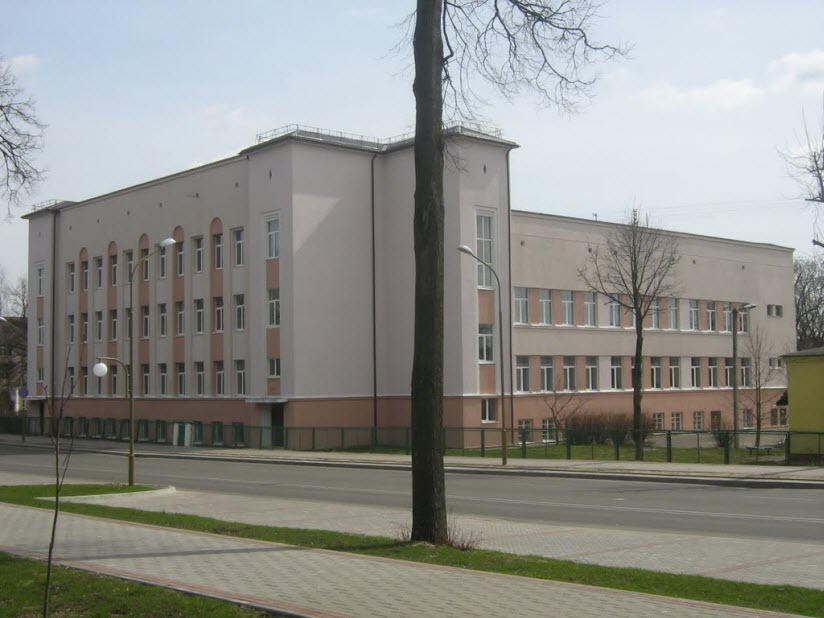 Гимназия Кароля Ходкевича
