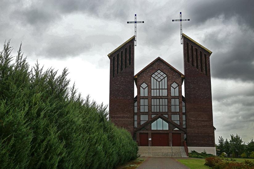 Костёл святого Зигмунда