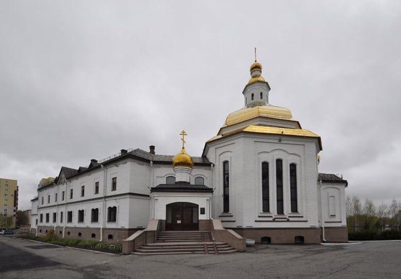 Крестильный храм Почаевской иконы Божией Матери