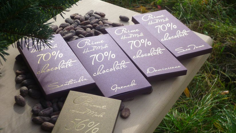 Мастерская шоколада Prime Chocolate