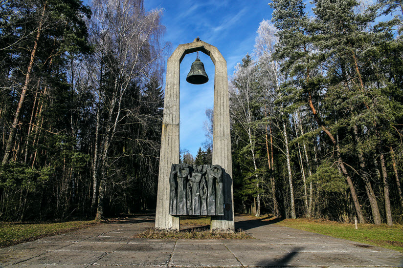 Мемориальный комплекс Урочище Гай