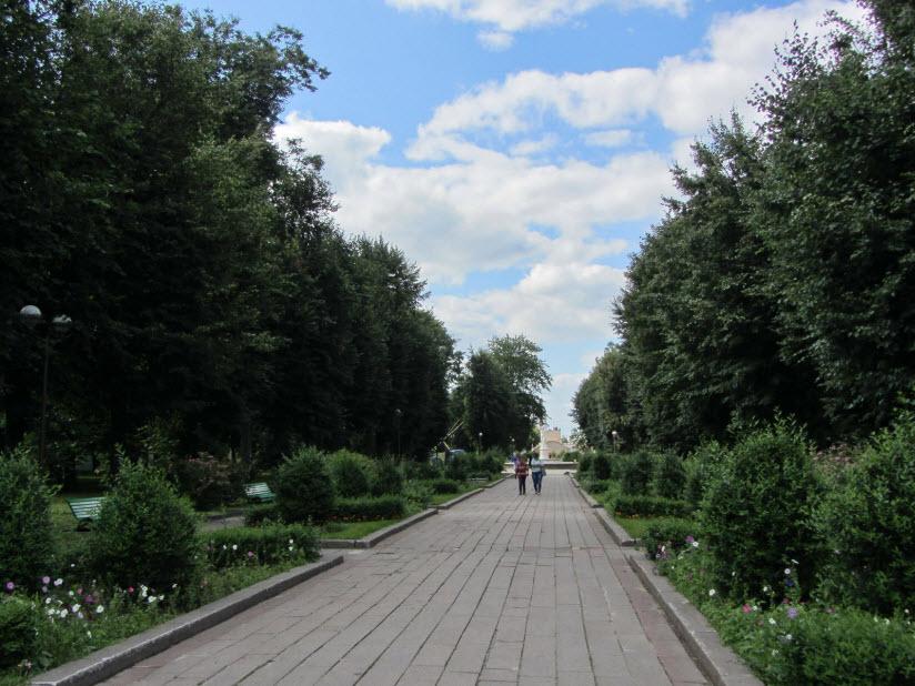Молодой парк