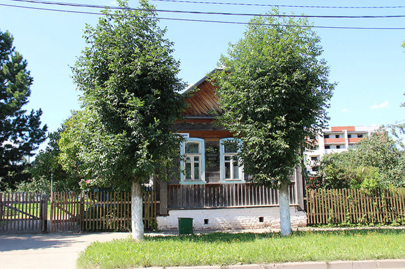 Музей школьных лет Ю.А. Гагарина