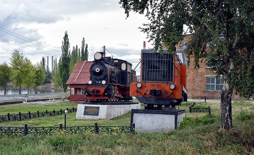 Памятник Белоречанам-железнодорожникам