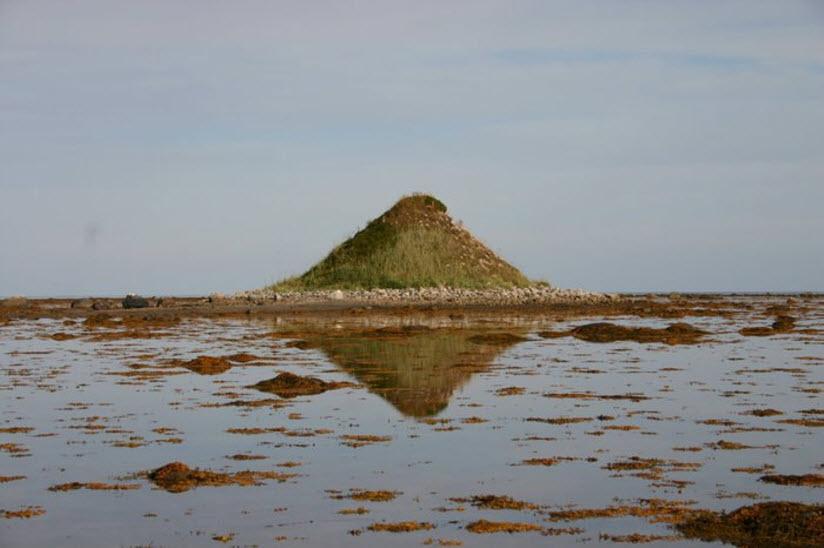 Пирамида на острове Анзер