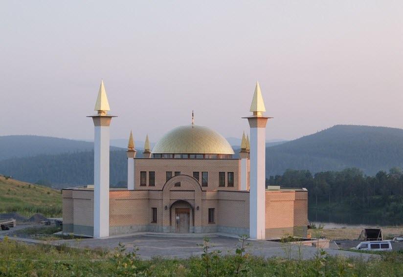 Саткинская мечеть