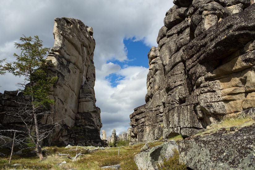 Скальные останцы Северного Тимана