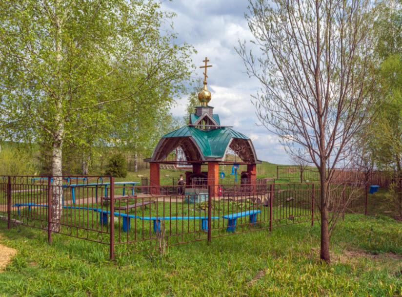 Свято-Никольский источник