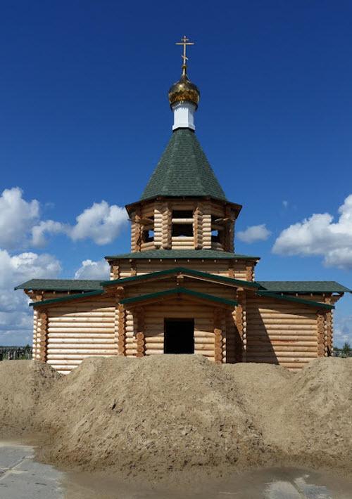 Церковь святого праведного Иова Многострадального