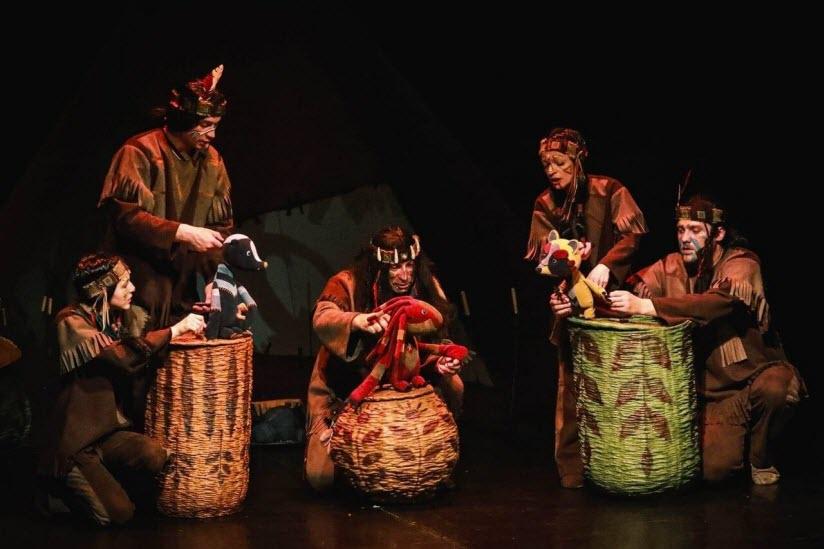 Театр кукол «Волшебная флейта»