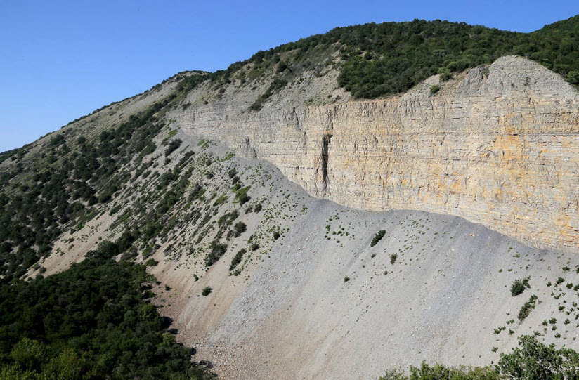 Гора Прометея
