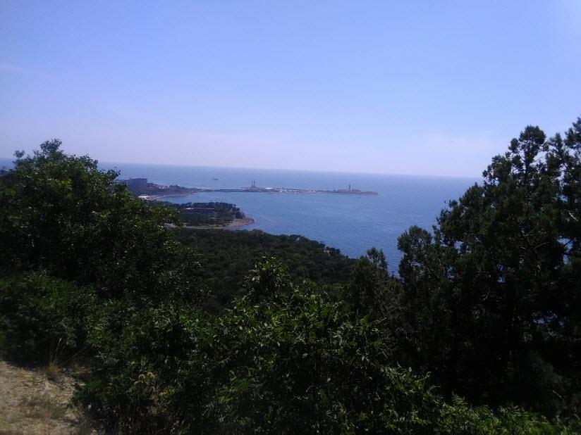 Гора Утриш