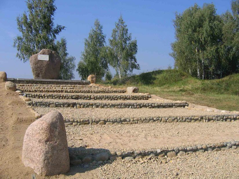 Городище Тушемля