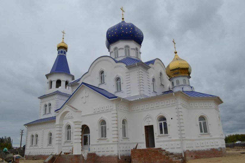 Кафедральный собор Рождества Пресвятой Богородицы в Инзе