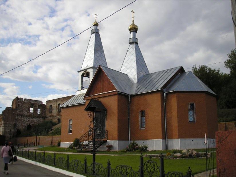 Казанско-Богородицкий монастырь в Норовке