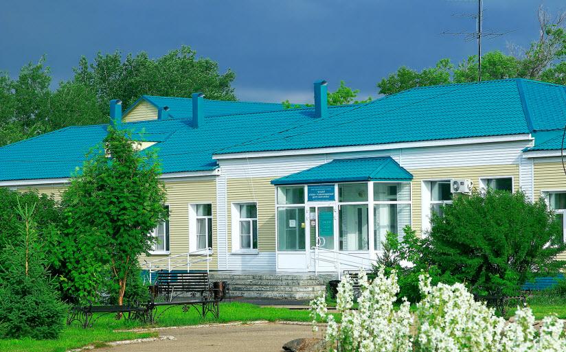 Краевой лечебный реабилитационный центр «Озеро Яровое»
