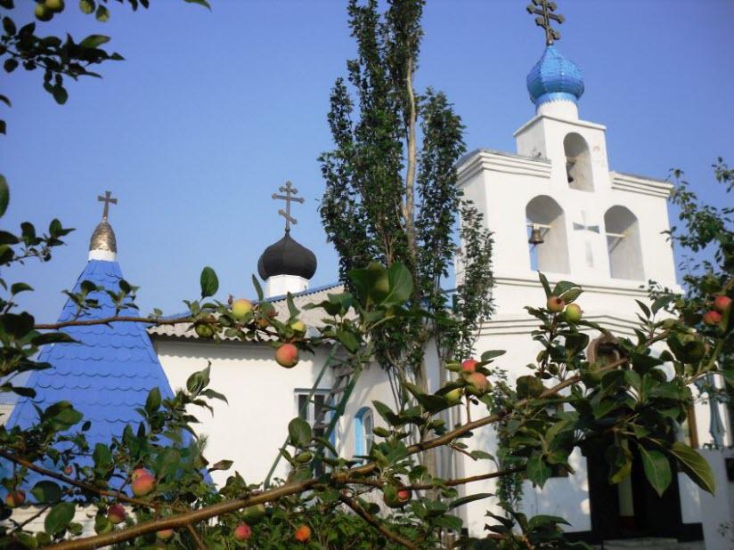Ксение-Покровский монастырь