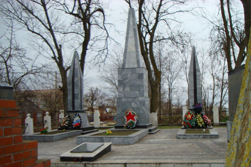 Мемориальный комплекс «Братская могила»