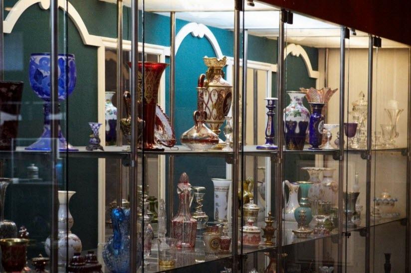 Музей стекла и хрусталя в Никольске