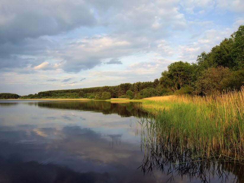 Озеро Большое Рутавечь