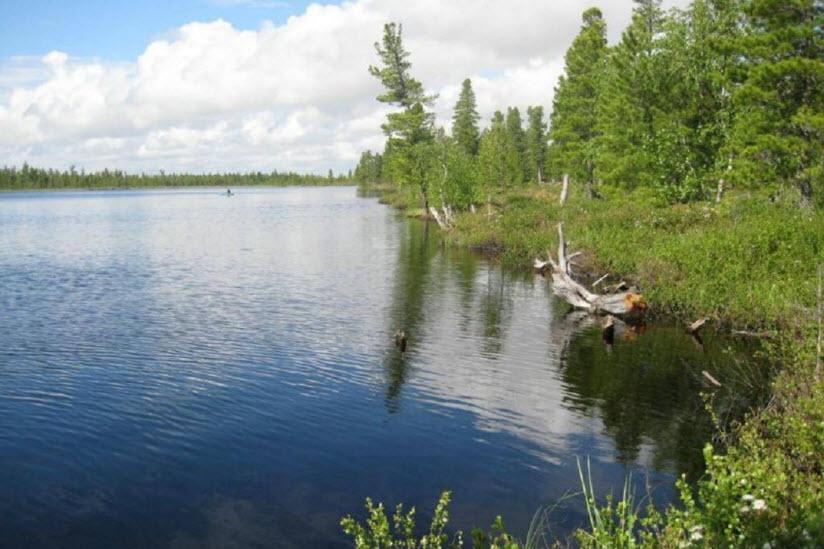 Озеро Ханто