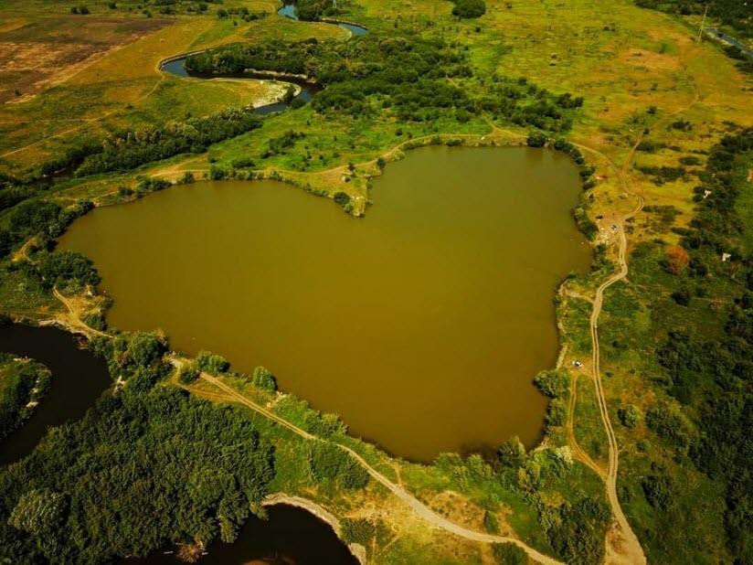 Озеро Осиновое