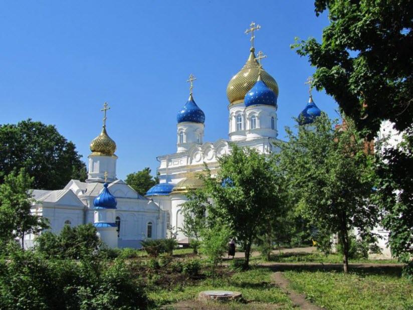 Параскево-Вознесенский Пайгармский женский монастырь