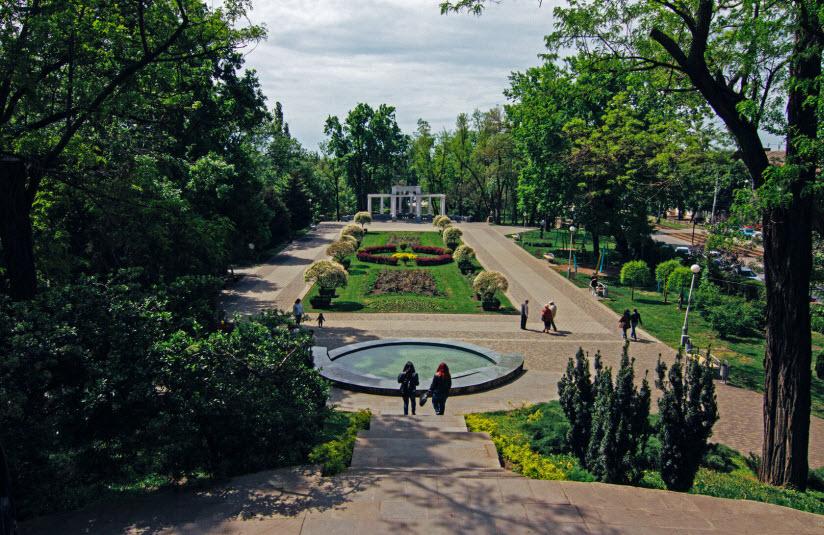 Парк «Городской сад»