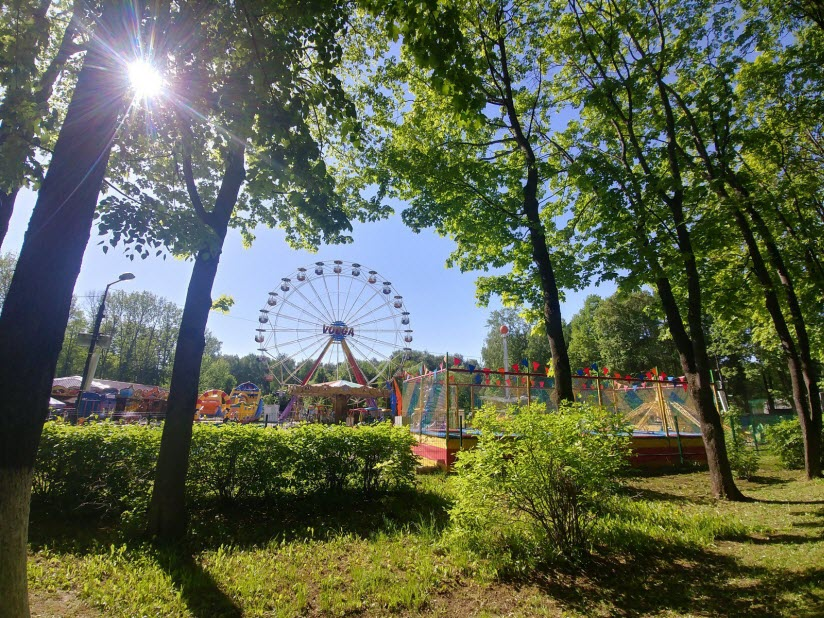 Парк «Швейцария»