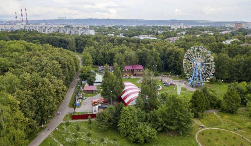 Парк культуры и отдыха «Автозаводский»