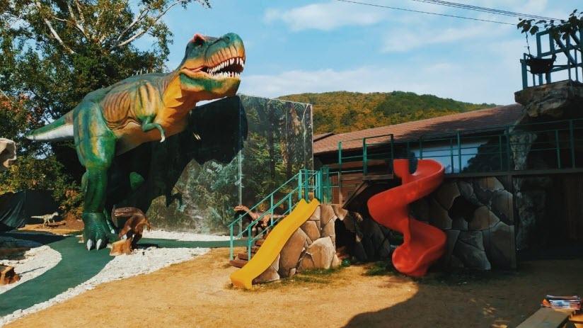 Парк развлечений «ДиноЛенд»