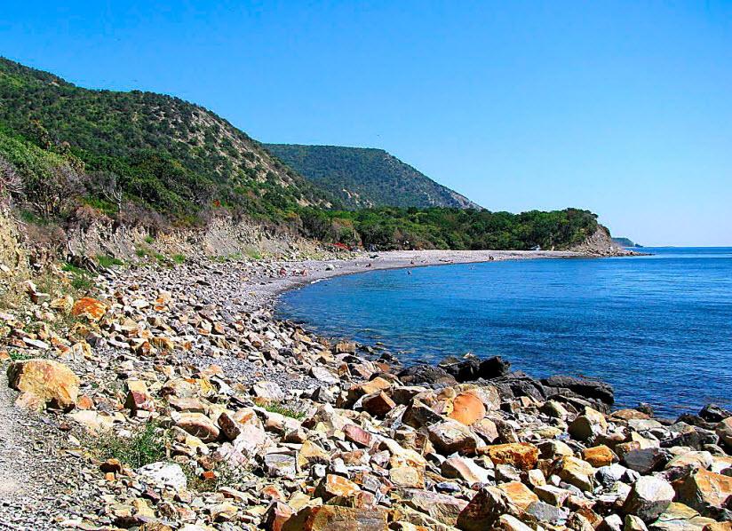 Пляж «Вторая лагуна»