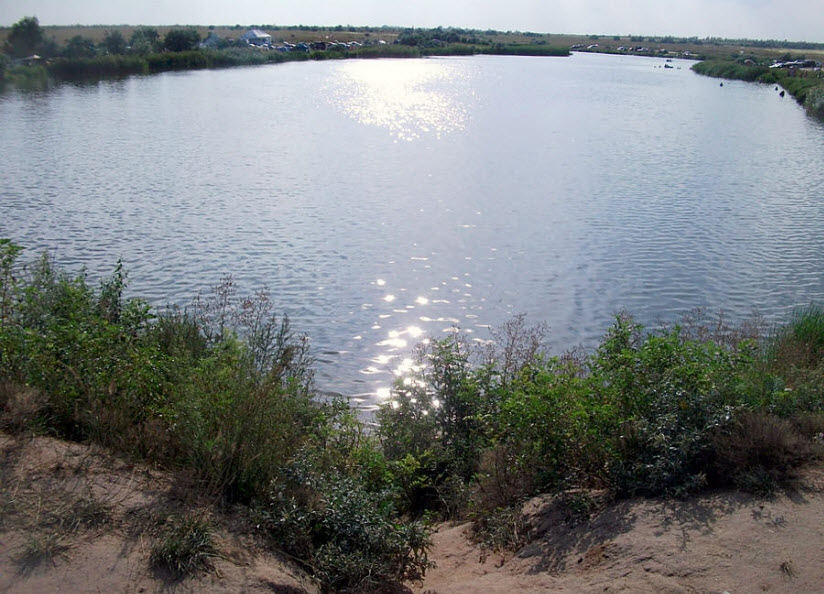 Природный источник пресной воды «Тёплый ключ»