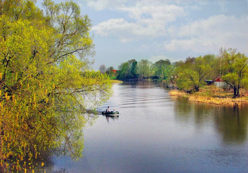Природный парк Гагаринский