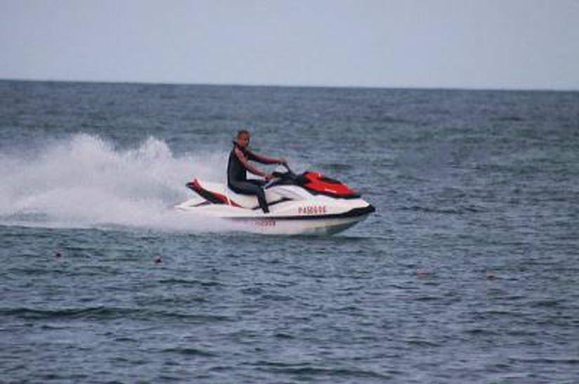 Прокат водных мотоциклов