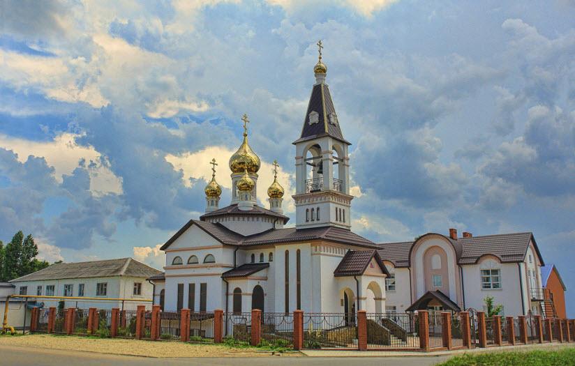 Церковь Пантелеймона Целителя