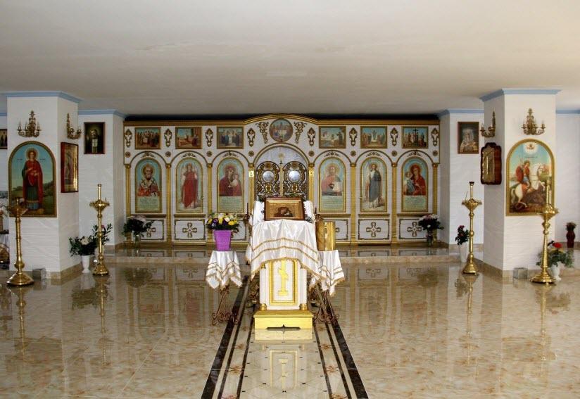 Церковь иконы Божией Матери Умягчение злых сердец