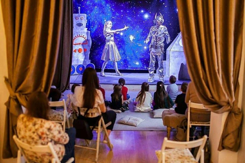 Театр «Сказкино»