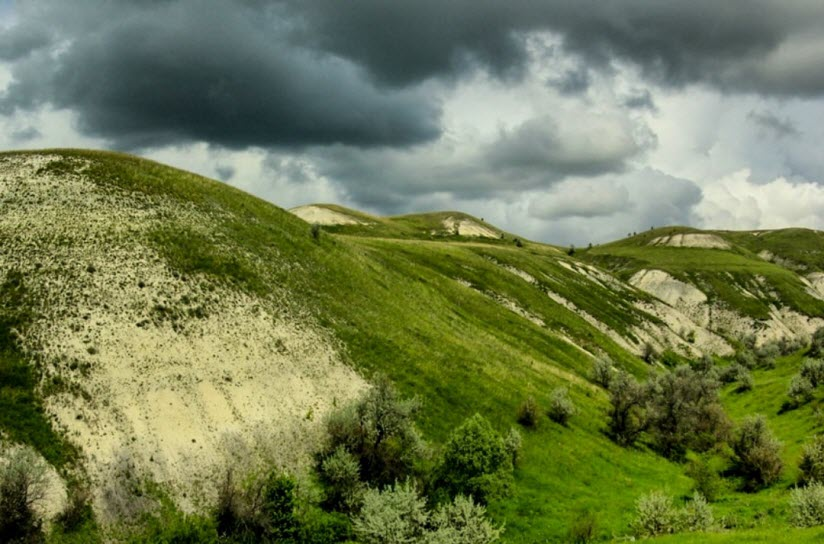 Тушнинские холмы