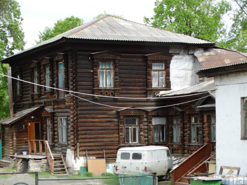 Усадьба Г.В. Дружинина