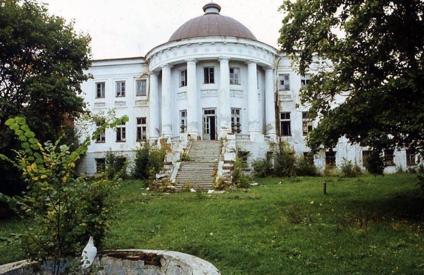 Усадьба Зубриловка в Зубрилово
