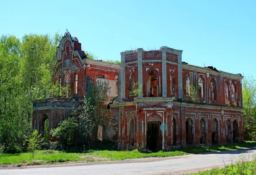 Усадебный дом Голицыных-Муромцевых