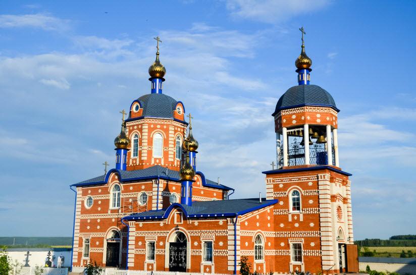 Жадовский Казанско-Богородицкий мужской монастырь