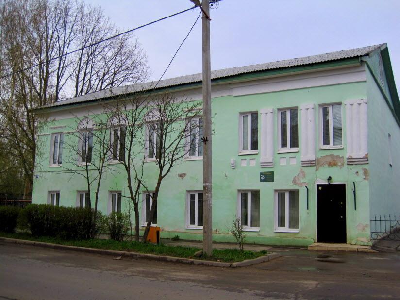 Аптекарский дом Журавовича