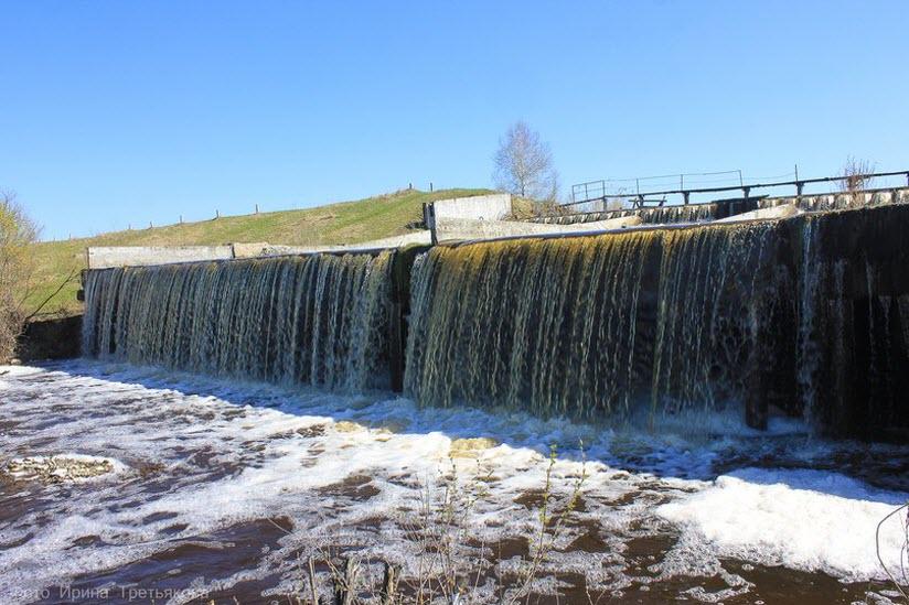 Басказыкский водопад