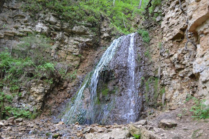 Береснятский водопад