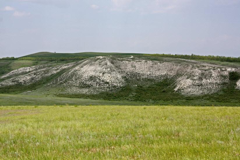 Чесноковские меловые горы